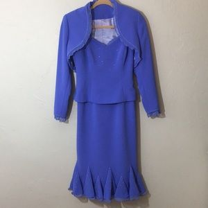 Stunning Two-Piece Dress
